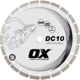 Ox DC10 Standard Seg Gen Purpose Diamon Blade