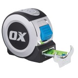 Ox Professional Chrom Case Tape Measure