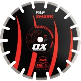 Ox Professional PAF Floor Saw Diamond Blade   Asphalt