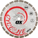 Ox Professional PC15 Supercet Segmented Diamond Blade
