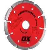 Ox Professional PMR Tuck Pointing Diamond Blade
