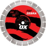 Ox Professionnal PBF Floor Saw Diamond Blade   Abrasive