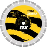 Ox Trade Segmented Diamond Blade   Abrasive