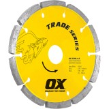 Ox Trade TMR Tuck Pointing Diamond Blade