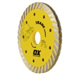 Ox Trade TTTP Sandwhich Turbo Double Tuck Pointing Diamond Blade
