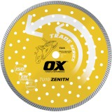 Ox Trade Turbo Diamond Blade   Universal Hard