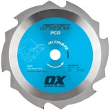 Ox Ultimate PCD Fiber Cement Blade