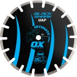 Ox Ultimate UAF Floor Saw Diamond Blade   Asphalt