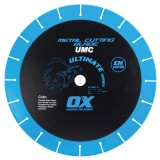 Ox Ultimate UMC 14in Chop Saw Metal Cutting Blade