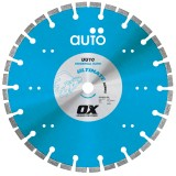 Ox Ultimate UU10 Auto Technology Diamond Blade   Universal Hard