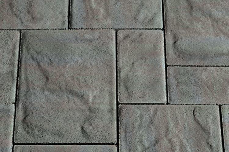 Li hardscaping long island concrete supply nassau for Vermont slate colors